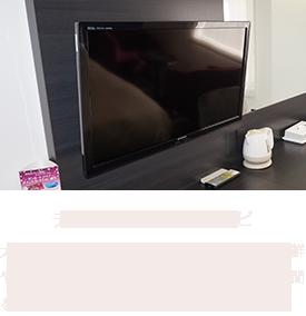 デラックスツインテレビ